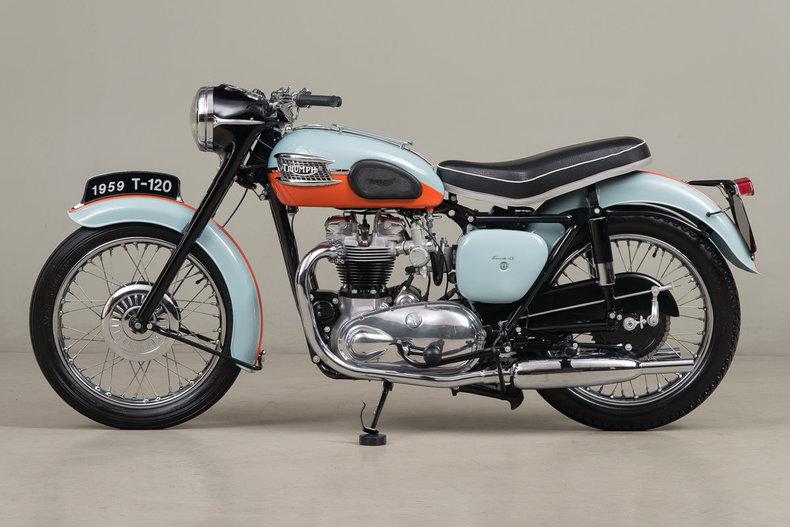 1959 Triumph Bonneville _5282