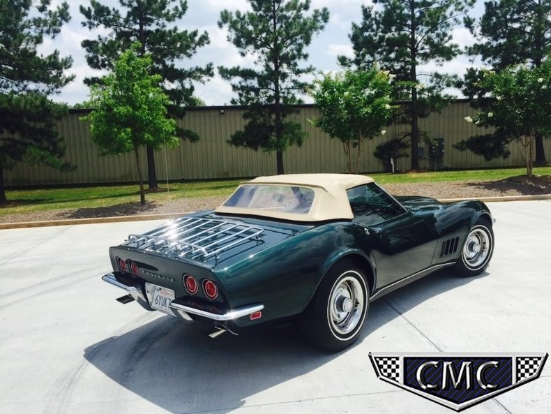 1968 1968 Chevrolet Corvette For Sale