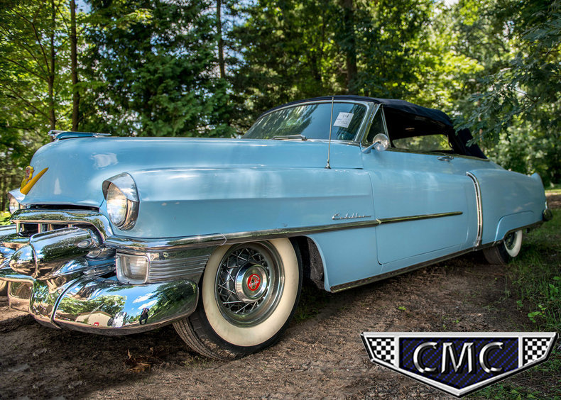 1953 1953 Cadillac Series 62 For Sale