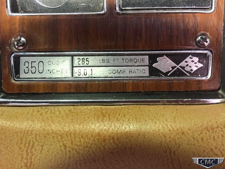 1974 1974 Chevrolet Corvette For Sale