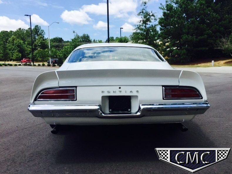 1971 1971 Pontiac Formula For Sale