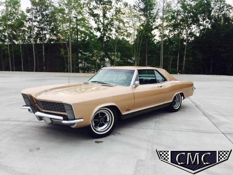 1965 Buick Riviera Carolina Muscle Cars Inc