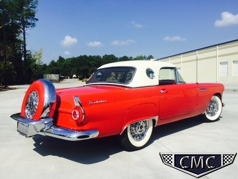 1956 1956 Ford Thunderbird For Sale