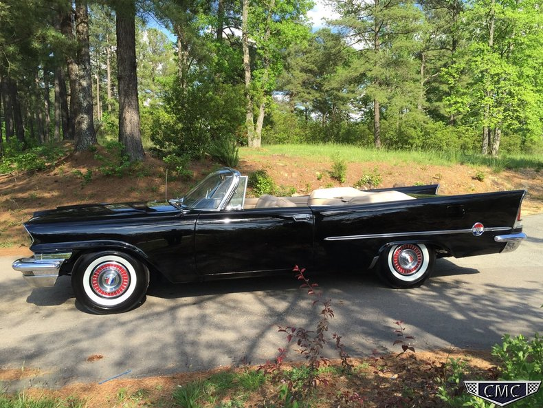1958 1958 Chrysler 300D For Sale
