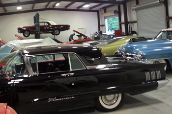 Services Carolina Muscle Cars Inc - Classic and custom cars for sale