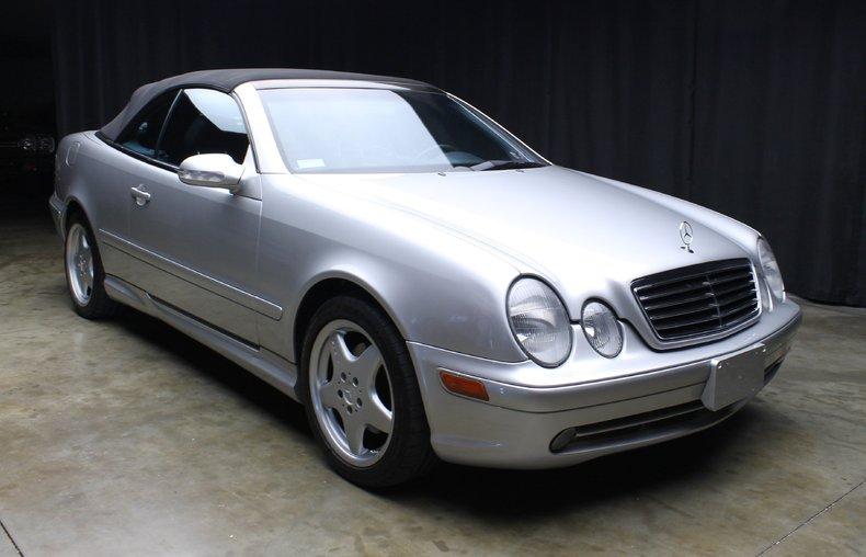 2001 2001 Mercedes-Benz CLK430 For Sale