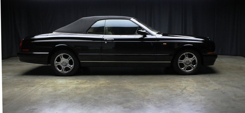 2002 2002 Bentley Azure For Sale