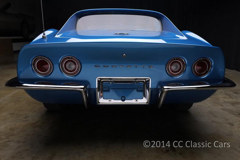 1969 1969 Chevrolet Corvette For Sale