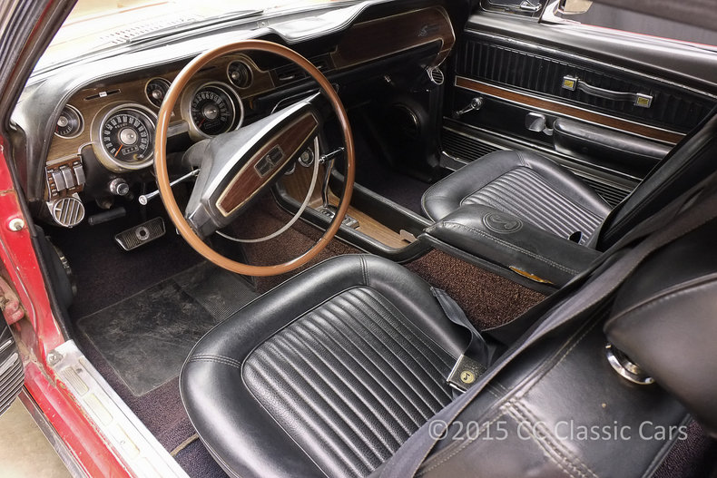 1968 1968 Ford Mustang For Sale