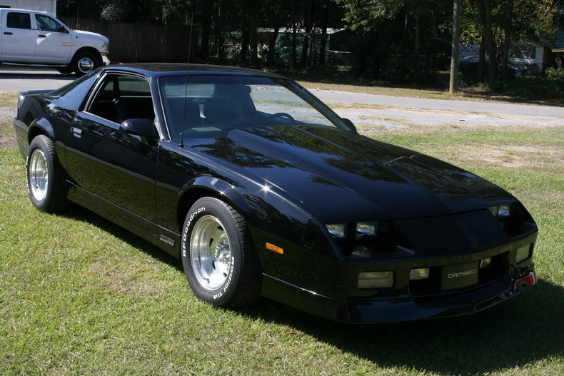 1984 chevrolet camaro charlie 39 s classic cars. Black Bedroom Furniture Sets. Home Design Ideas