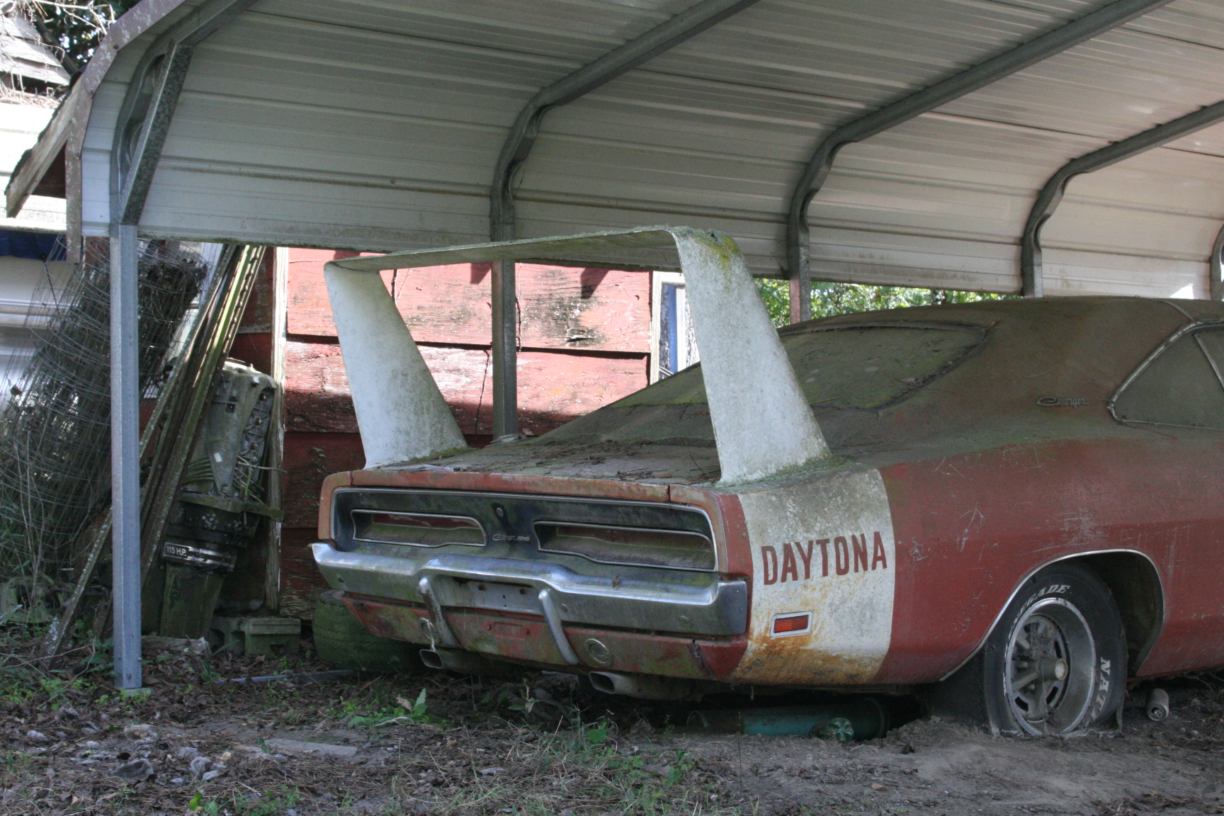 1969 Daytona Barn Find \