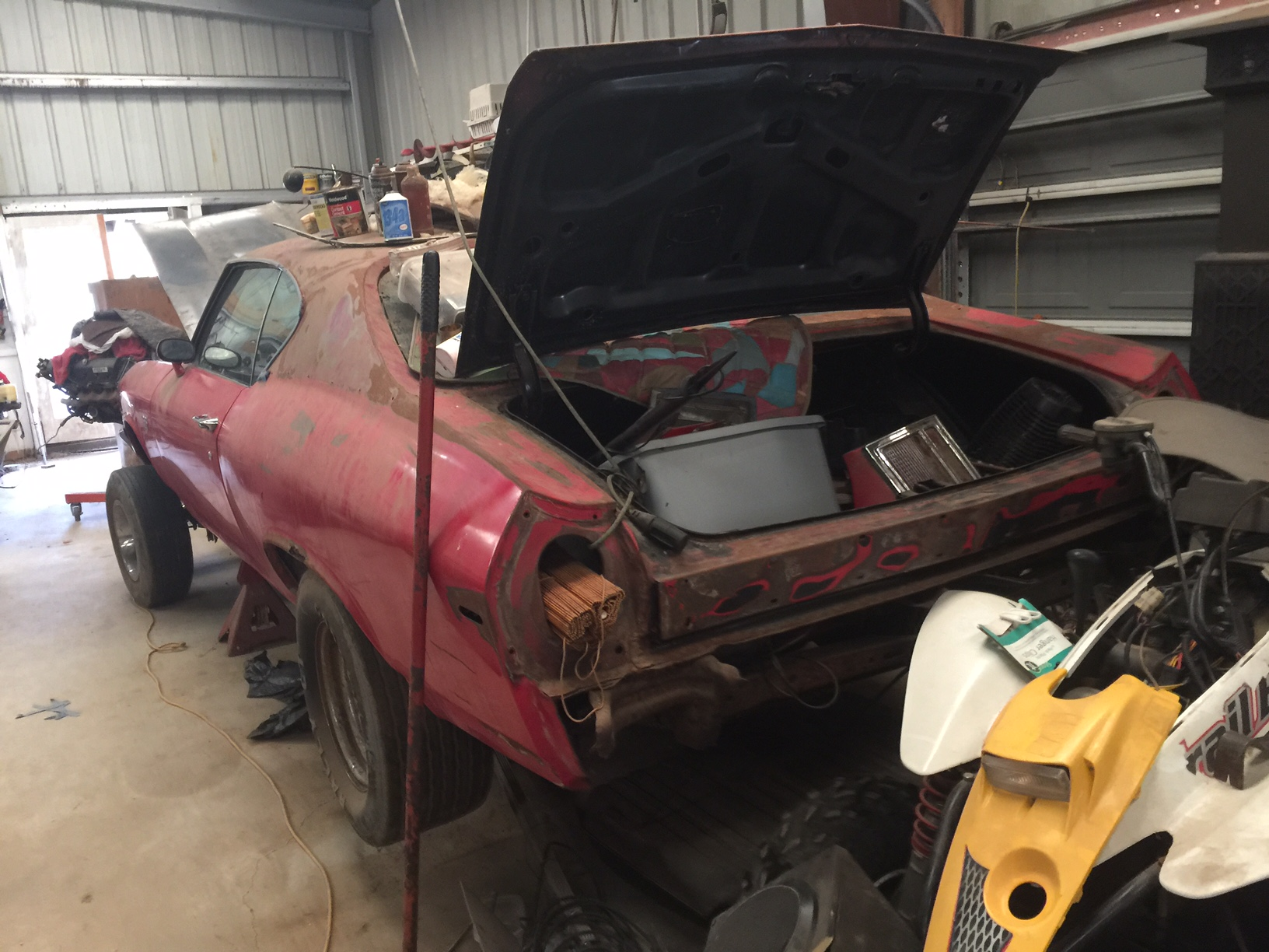 Barn Finds | Charlie\'s Classic Cars