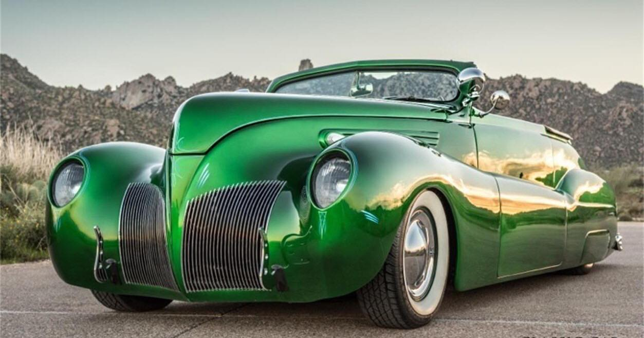Pick of the Day: 1946 Ford Custom   Classic Car Investments, LLC