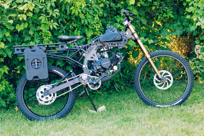 2015 Motoped Survival