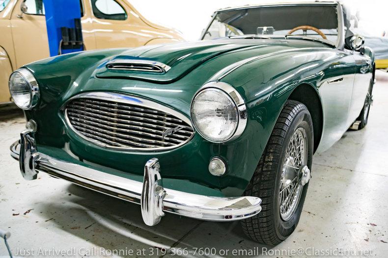 1957 Austin-Healey