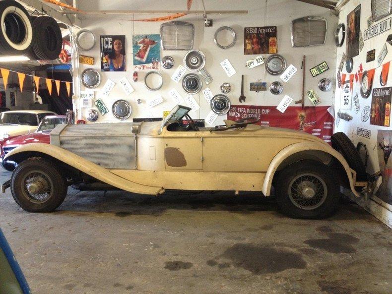 1924 1924 Rolls-Royce Silver Ghost For Sale
