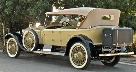 1925 1925 Rolls-Royce Silver Ghost For Sale