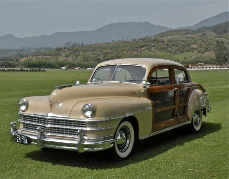 1948 1948 Chrysler Town & Country For Sale