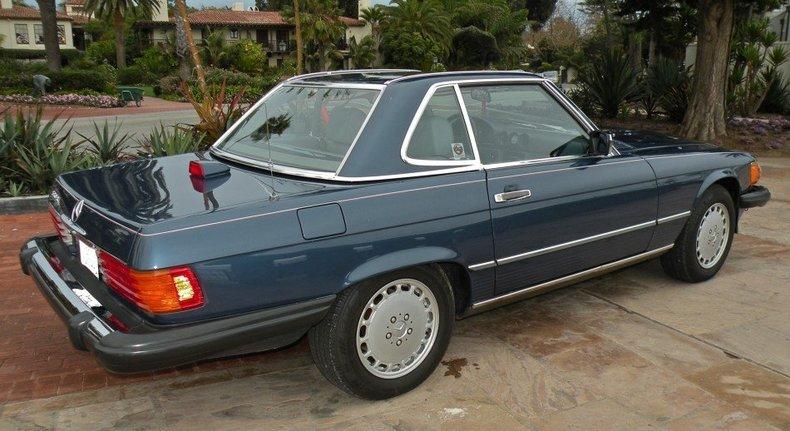 1987 1987 Mercedes-Benz 560SL For Sale