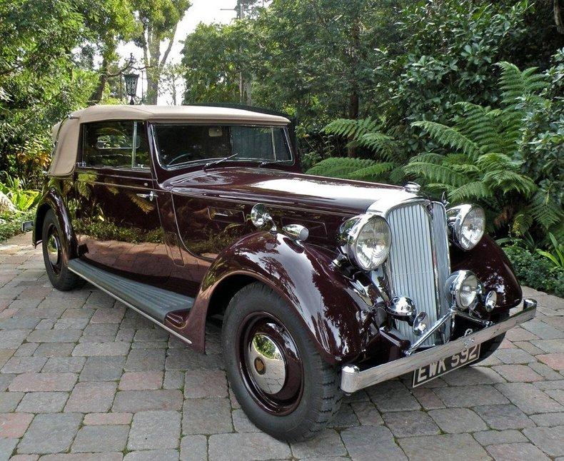 "1940 1940 Rover ""Twenty"" For Sale"