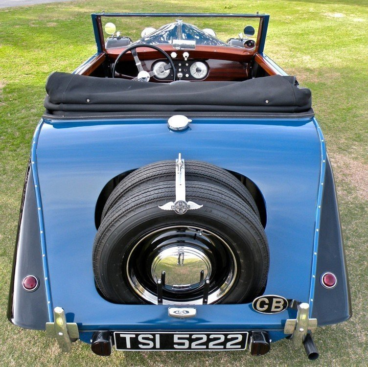 1952 1952 Morgan Plus 4 For Sale