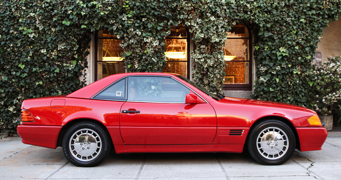 1992 1992 Mercedes-Benz 300SL For Sale
