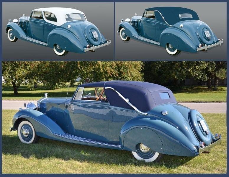 1939 1939 Rolls-Royce Wraith For Sale