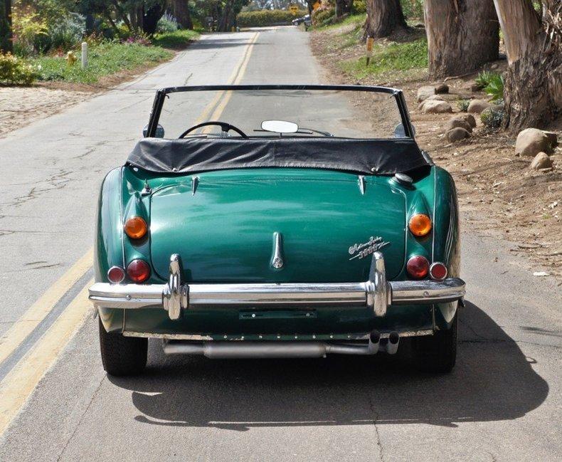 1968 1968 Austin Healey 3000 For Sale
