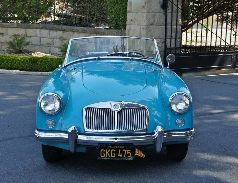 1959 1959 MG MGA 1500 For Sale