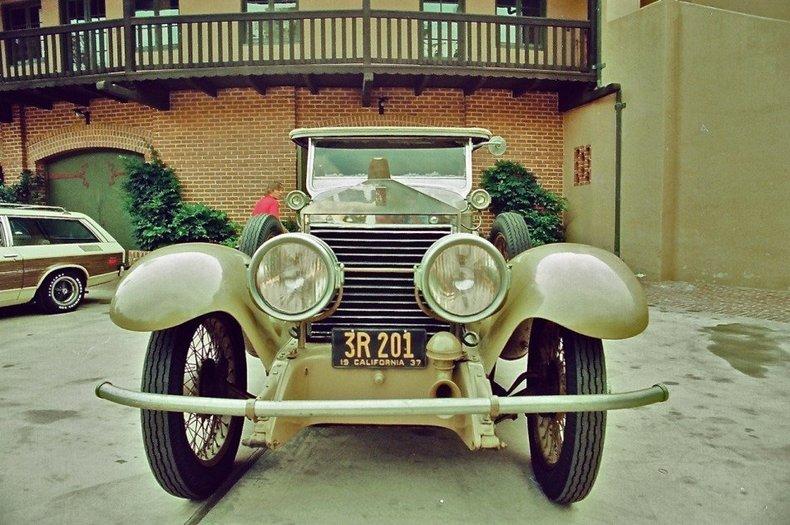 1925 1925 Rolls-Royce Silver Ghost For Sale