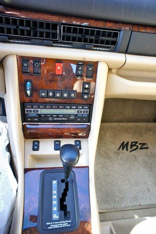 1990 1990 Mercedes-Benz 560SEC For Sale