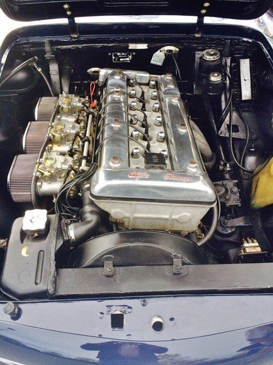 1963 1963 Alfa Romeo 2600 Spider For Sale