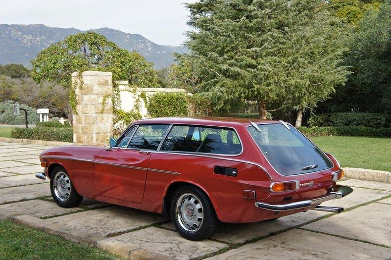1973 Volvo P1800 Es Http Www Charlescrail Com