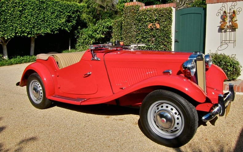 1951 1951 MG TD For Sale