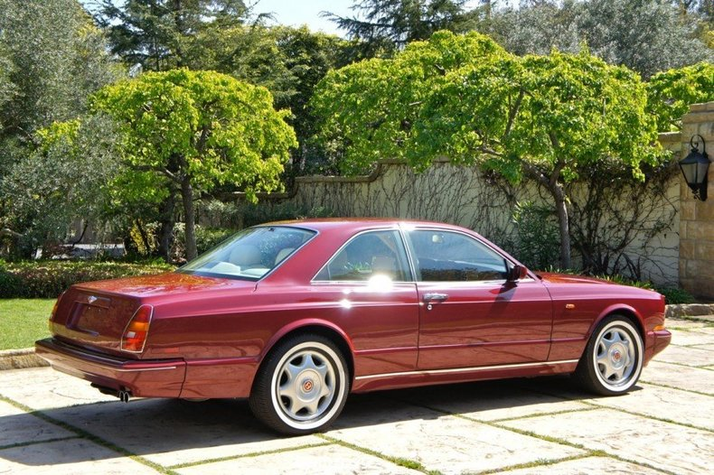 1993 1993 Bentley Continental R For Sale