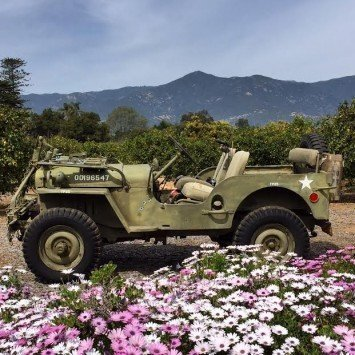 1949 Willy Jeep