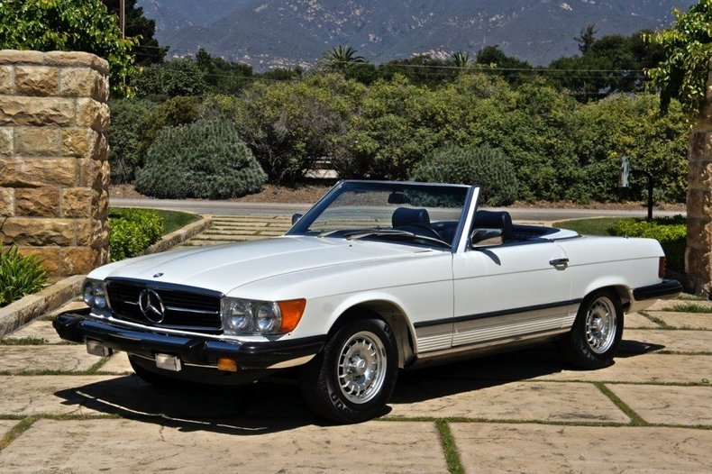 1980 mercedes benz 450sl. Black Bedroom Furniture Sets. Home Design Ideas