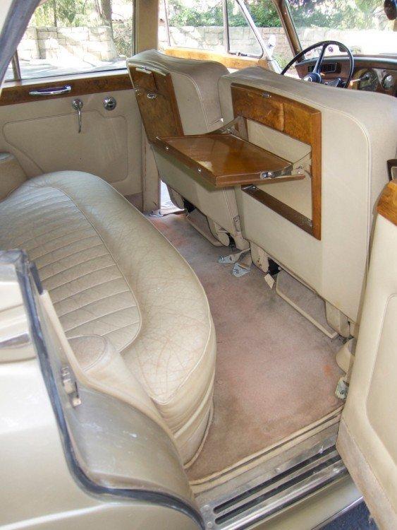 1963 1963 Rolls-Royce Silver Cloud III For Sale