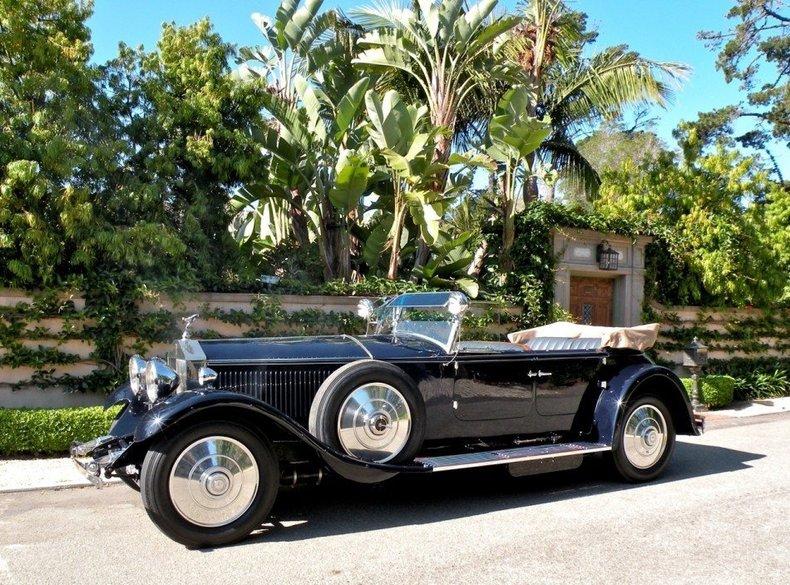 1929 1929 Rolls-Royce Phantom II For Sale