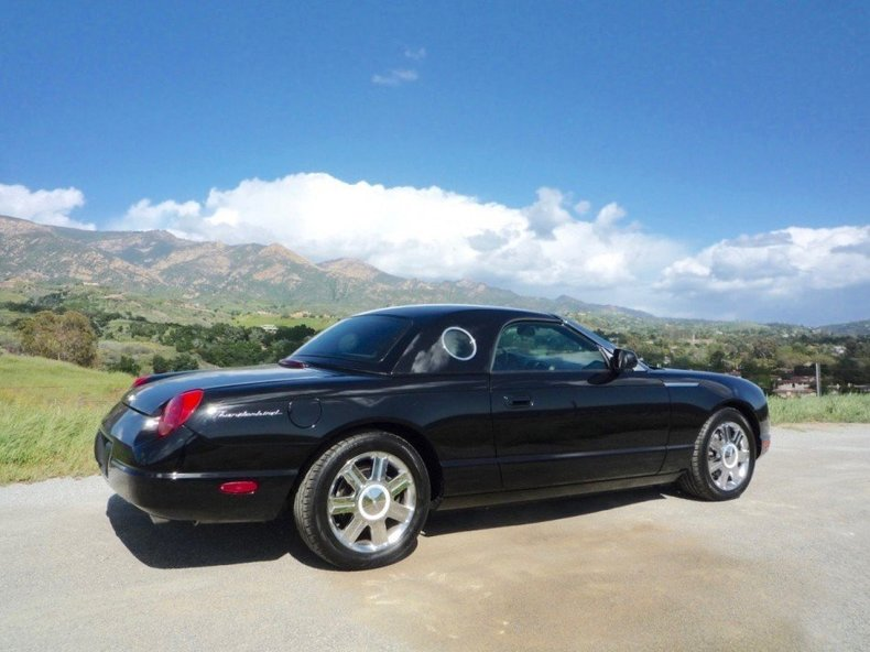 2005 2005 Ford Thunderbird For Sale