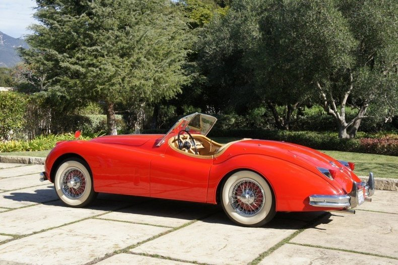 1955 1955 Jaguar XK140 For Sale