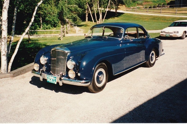 1952 1952 Bentley R-Type Continental For Sale
