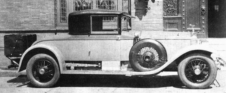 1926 1926 Rolls-Royce Silver Ghost For Sale
