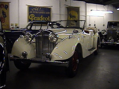 1938 1938 Jensen S Type For Sale