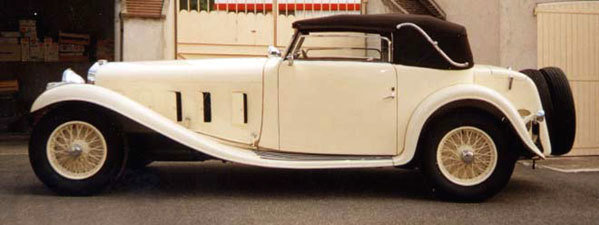 1932 1932 Delage D8S For Sale