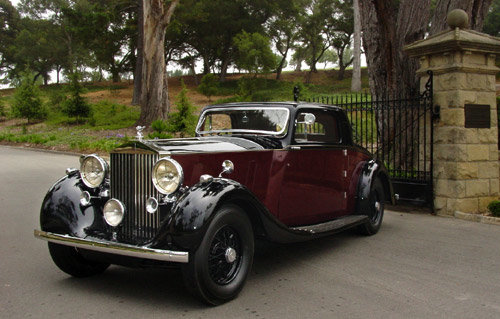 1936 1936 Rolls-Royce Phantom III For Sale