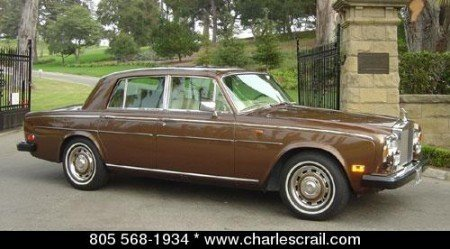 1980 1980 Rolls-Royce Silver Shadow II For Sale