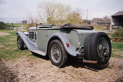 1931 1931 Bentley 8 Litre For Sale