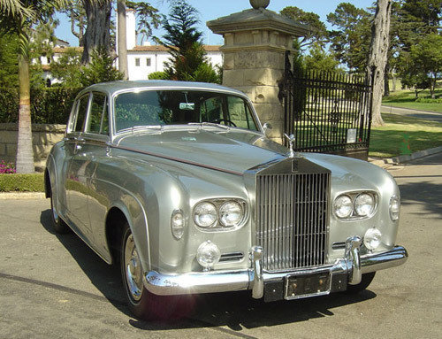 1965 1965 Rolls-Royce Silver Cloud III For Sale