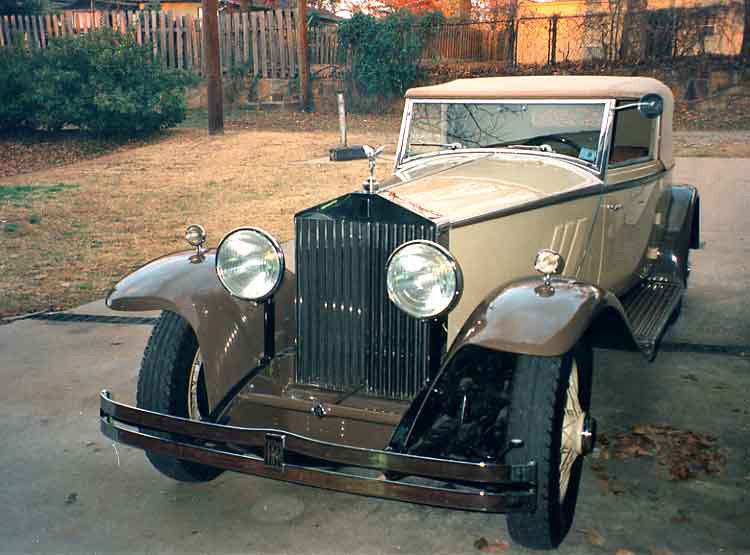 1931 1931 Rolls-Royce Phantom II For Sale